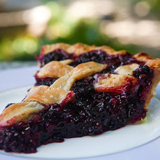 Blackberry Pie.