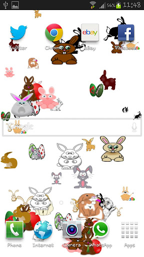 Easter Bunnies Attack Lite