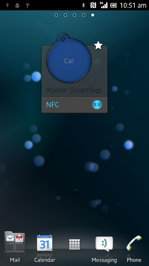 Xperia™ SmartTags - screenshot