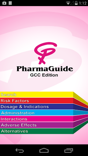 PharmaGuide GCC