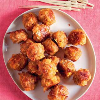 Sausage-Cheddar Balls Recipe