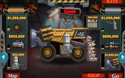 Monster Car Hill Racer Screenshot 3