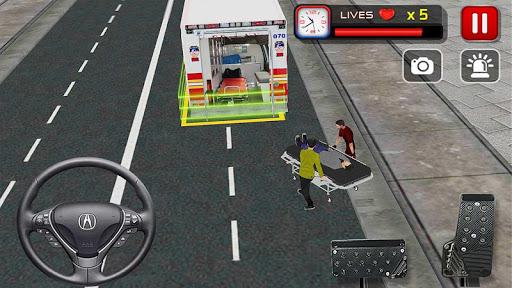 救護車救援9113D