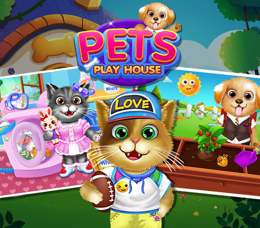 Pet Baby Care: Puppy Adventure for PC