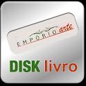 DISK LIVRO logo