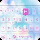 Sakura Theme Keyboard Emoji