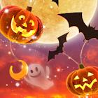 Happy Halloween LWP icon