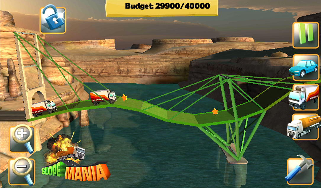 Bridge Constructor screenshot #5