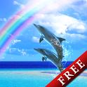 Dolphin Rainbow Trial icon