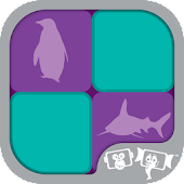 Sea Animals Match: Memory Game
