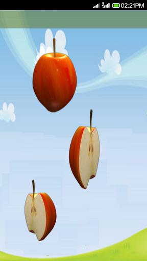 【免費街機App】切開的蘋果-APP點子