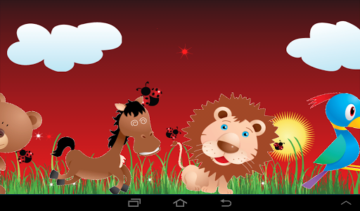Animal Sounds Game For Baby