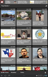 KCBD News 11 For Tablets - screenshot thumbnail