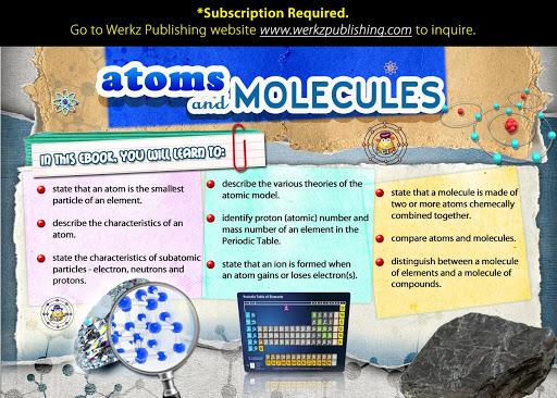 Atoms Molecules Ions