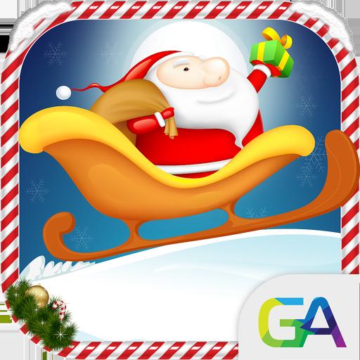 Santa Sleigh Rider