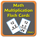 Math Multiplication FlashCards icon