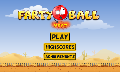 Farty Ball
