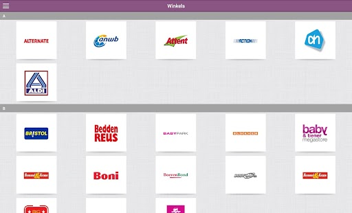 Reclamefolder - Folders Online - screenshot thumbnail