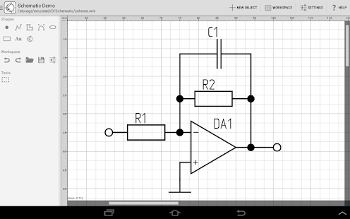 Schematic Demo- screenshot thumbnail