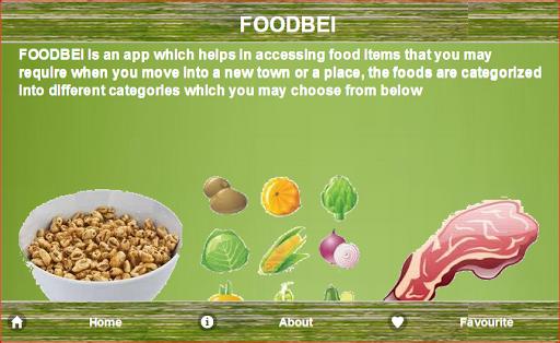 【免費購物App】FoodBei-APP點子