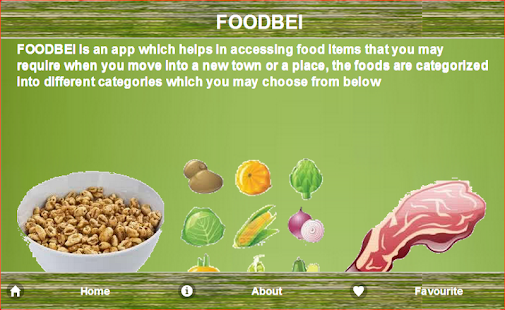 FoodBei- screenshot thumbnail