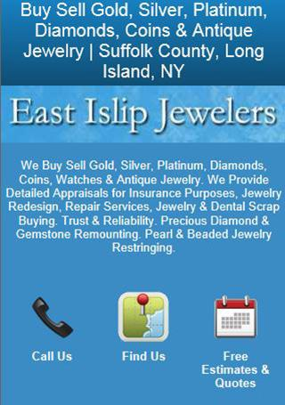 【免費商業App】East Islip Jewelers-APP點子