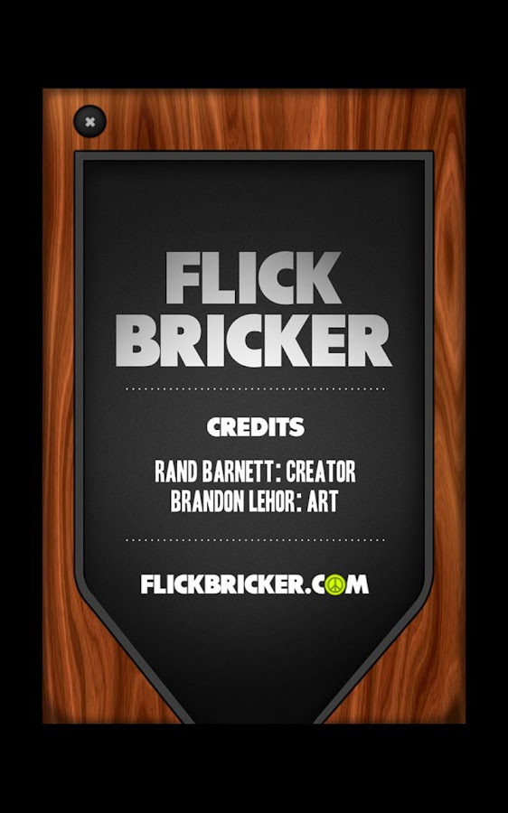 Flick Bricker- screenshot