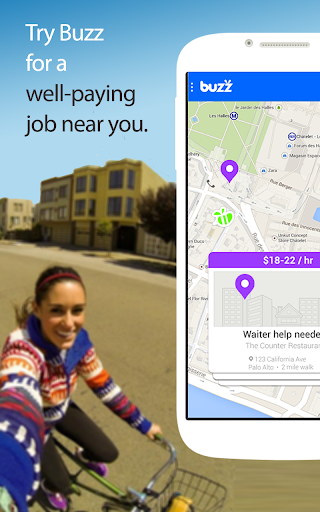 Search local jobs part-time