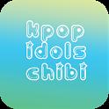 Kpop Idols Chibi icon