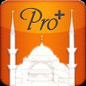 Ezan Vakti/Namaz Saati Pro+ icon