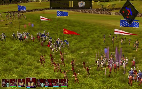 Great Battles Medieval- screenshot thumbnail