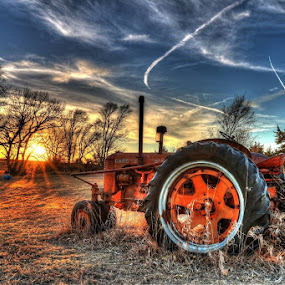 Retired  by Casey Mitchell - Transportation Other (  )