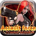 Assault Force: Zombie Mission APK for Bluestacks