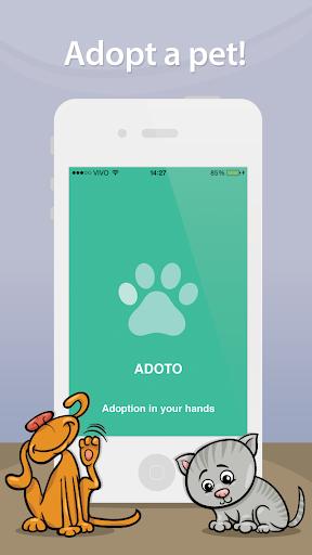 Adoto - Adopt a pet
