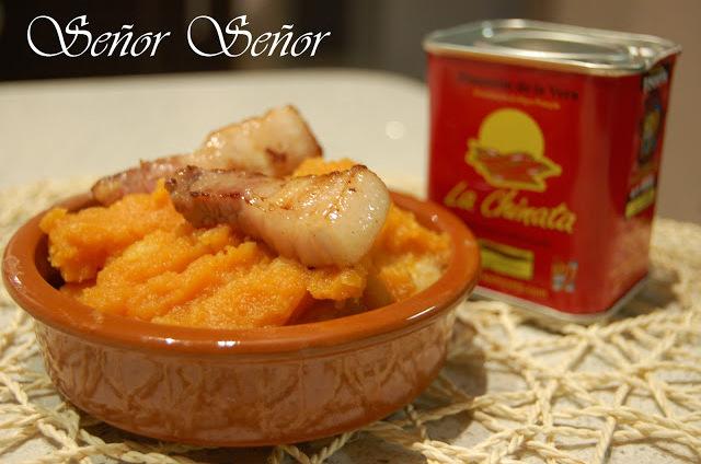 Patatas Revolconas (Spanish Mashed Potatoes)