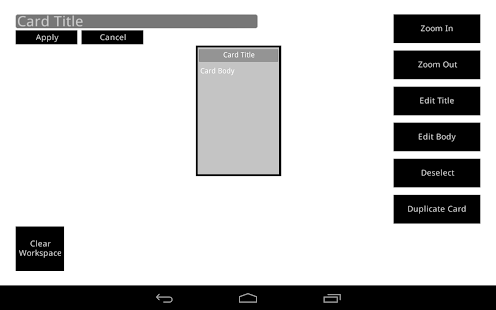Card Engine: Creator screenshot