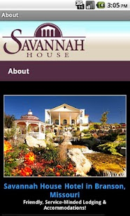 Savannah House - screenshot thumbnail
