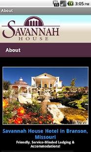 Savannah House- screenshot thumbnail