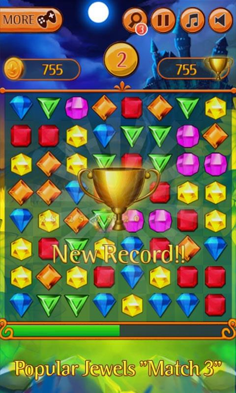 Jewel Blast Game