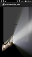 Screenshot of Fast Flash Light