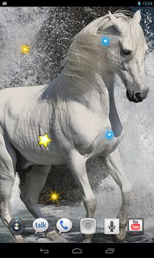 Beautiful Horses LWP