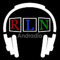 RLN Andradio logo