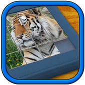 Kids Animal Slide Puzzles
