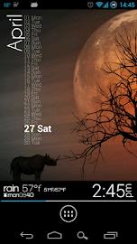 Zooper Widget Screenshot 3