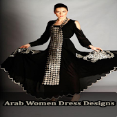 Arab Women Dress Designs