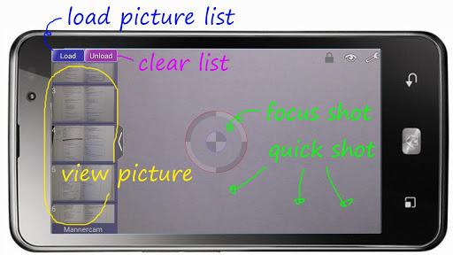 免費下載攝影APP|소리없는 카메라 Mannercam app開箱文|APP開箱王