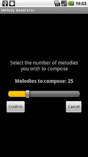 Melody Generator - screenshot thumbnail
