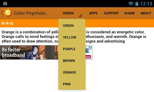 Color Psychology for PC