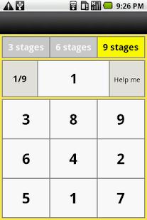 81 numbers ascend memory- screenshot thumbnail