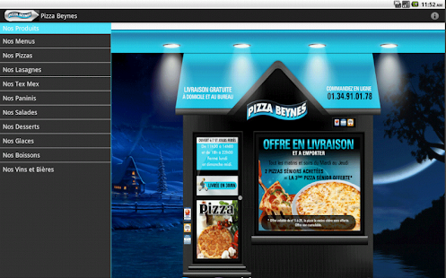 Pizza Presto Beynes- screenshot thumbnail